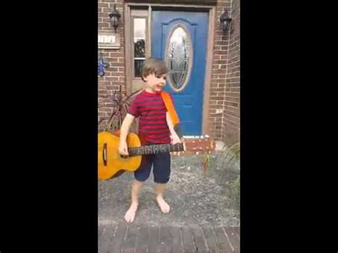 buy me a boat by chris janson my 4 year old country kid sings buy me a boat by chris