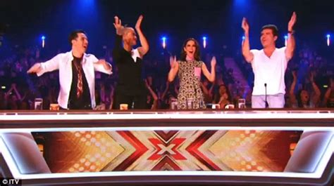 x factor nick grimshaw angers cheryl fernandez versini x factor 2015 auditions video shows first look of itv show