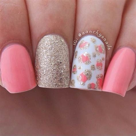 15 Cute Summer Nail Art Ideas For 2016 Pretty Designs Light Nail Design