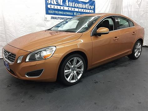 volvo s60 orange orange volvo s60 for sale used cars on buysellsearch