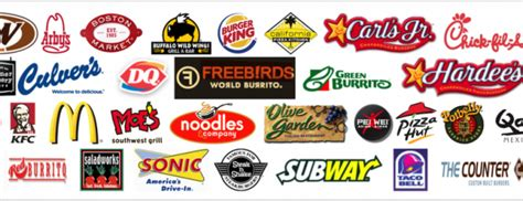 cadenas de hamburguesas de usa 10 cadenas de comida r 225 pida m 225 s grandes del mundo