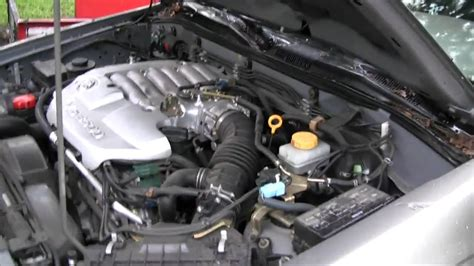 how do cars engines work 2006 nissan pathfinder on board diagnostic system nissan pathfinder bad engine noise youtube