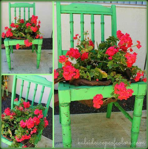 Garden Kaleidoscope Planter by Crafty Soiree 142 Yesterday On Tuesday
