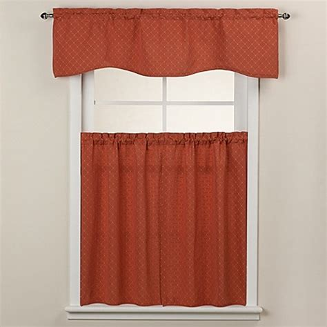 36 inch window curtains westgate 36 inch window curtain tiers bed bath beyond