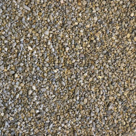 Pea Pebbles Bulk 5 Yards Bulk Pea Gravel St8wg5 The Home Depot