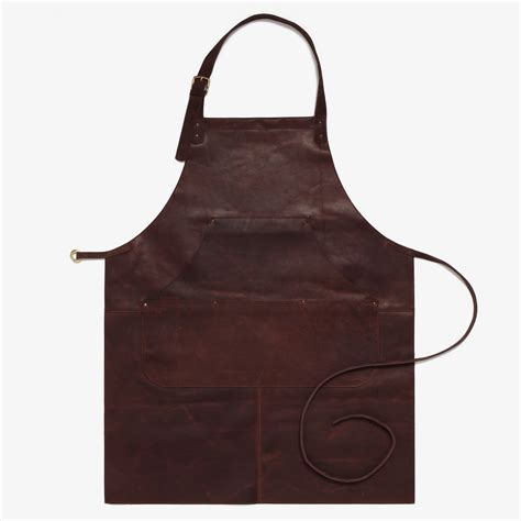 pattern for leather apron moore giles leather leather work apron in baldwin oak