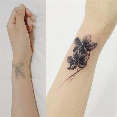 how much are wrist tattoos 25 best flower wrist tattoos ideas on flower