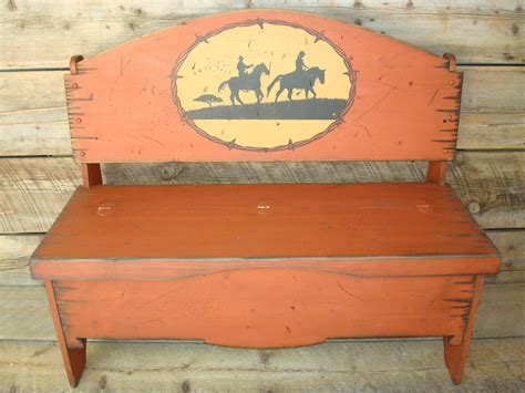 wood storage trunk bench trunk bench storage bench western bench solid pine wood