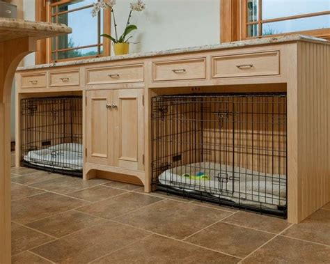 built in kennels - Built In Kennel