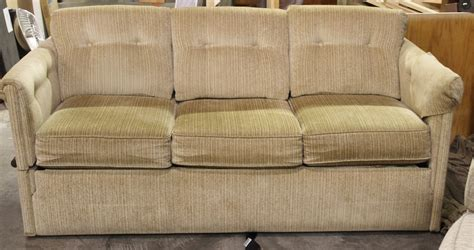 used sofa epic reupholster leather 44 for office
