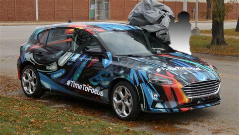 nuova ford focus interni novo ford focus apresenta se nas primeiras imagens oficiais