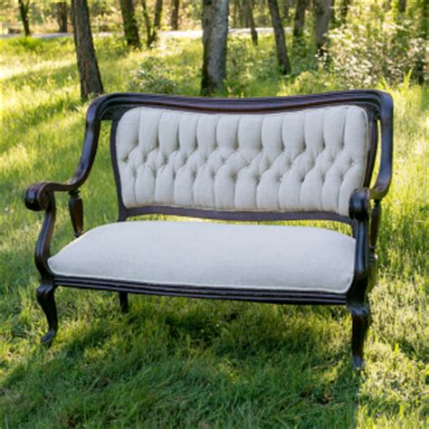 Vintage Sofa Rental Vintage Couch Rentals Antique Rentals California Wedding