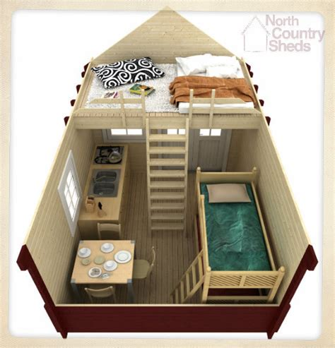 bunkie floor plans ontario cabin bunkie kits country shedsnorth