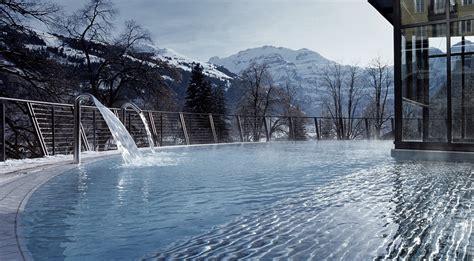 hütte in den alpen 5 sterne wellness hotel in den schweizer alpen