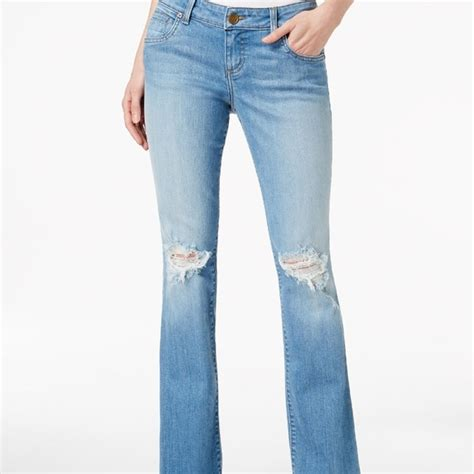 Boot Cut Ripped 70 inc international concepts denim kut from the