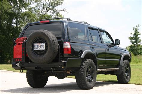 Toyota 4runner Rear Bumper Just Ordered A Shrockworks Rear Bumper W Tire Carrier And