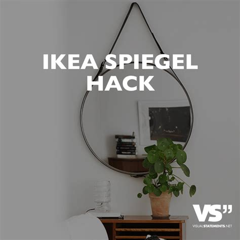 ikea badspiegel hack die 10 besten ikea hacks f 252 r dein zuhause visual statements 174