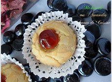 mchewek aux amandes, gateau algerien - Amour de cuisine Gateau De