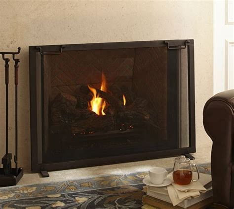industrial fireplace screen 25 best ideas about industrial fireplace screens on
