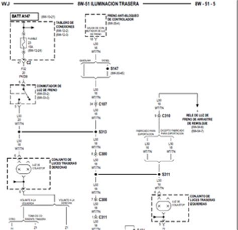 wiring diagrams for 2002 jeep grand diagrams