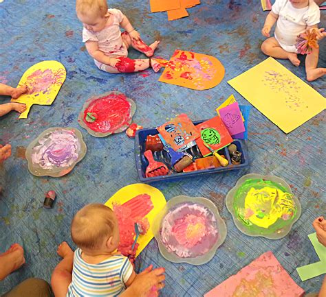 all about that baby play our baby classes artventurers