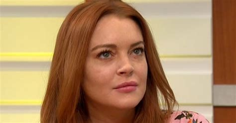 Lindsay Lohans Of Excitement 2 by Lindsay Lohan Claims She Was Racially Profiled While