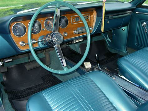 06 Gto Interior by Picture Of 1966 Pontiac Gto Base Interior