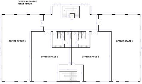Draw Simple Floor Plan Online Free Blueprint Software Try Smartdraw Free