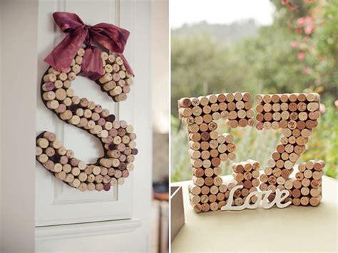 lettere matrimonio sposi decorazioni con le iniziali per matrimonio
