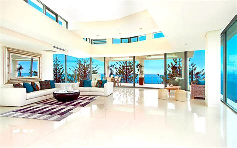 interior home wallpaper room opus interior outlook style design house villa