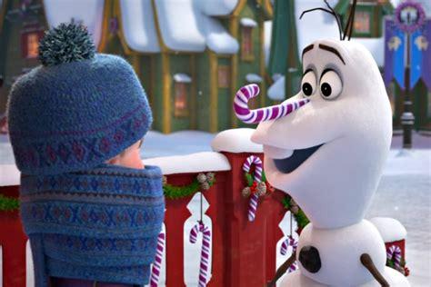 film pendek olaf olaf s frozen adventure film animasi saat liburan nanti