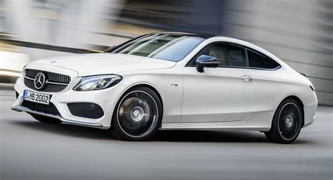 new mercedes amg c43 4matic coupe packs a 362hp v6 turbo