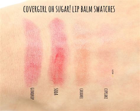 Yuskin Vitamin Lip Balm 3 5g covergirl oh sugar lip balm review swatches