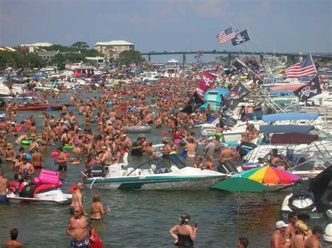 party boat in florida billy bowlegs boat party boating events in destin