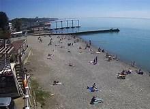 """Результат поиска изображений по запросу """"Веб камера онлайн пляж Море"""". Размер: 220 х 160. Источник: youwebcams.org"""