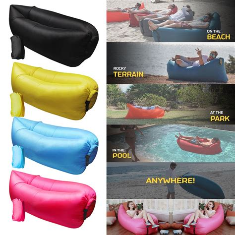 pouch couch pouch inflatable couch air sofa