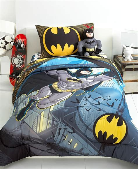 16 Best Images About Batman On Pinterest Comforters Bed Batman Bed Set