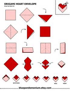 How To Make A Box Out Of Origami - 25 best ideas about envelope on gift