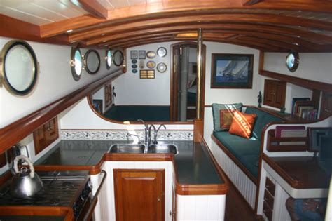 Estimate Man Hours To Build A Yacht Design Boat Interior Design Ideas