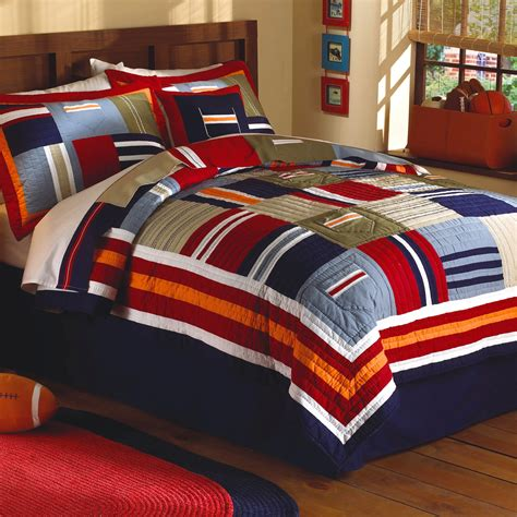 Kmart Quilts Sets by World Ronnie Patchworks Quilt With 2 Shams