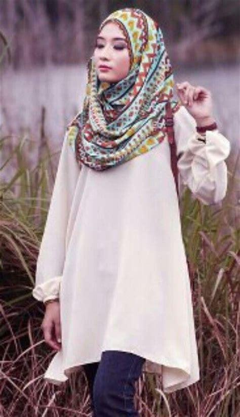 Model Baju Muslim Simple Inspirasi Model Baju Muslim Terbaru 2016 Paling Favorite