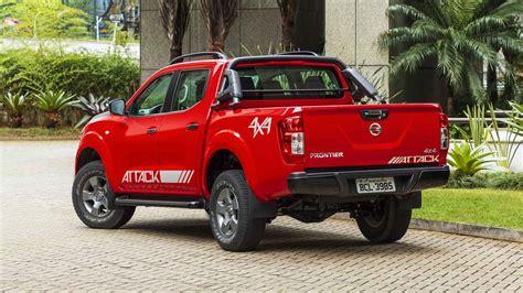 2019 Nissan Frontier Attack by Teste Instrumentado Nissan Frontier Attack 2019 Lidera