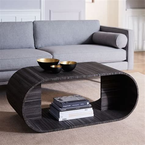 oval marble coffee table marble oval coffee table elm