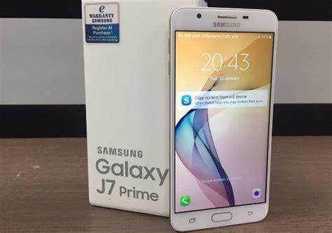 Samsung J7 Prime Dan J7 Pro Harga Dan Spesifikasi Samsung Galaxy J7 Prime Terbaru