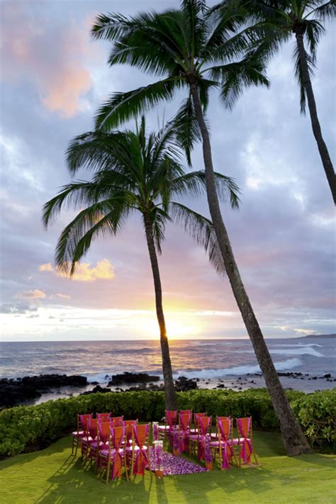 Budget Wedding Kauai by Hawaii Wedding Venues For Any Budget Kauai Resorts