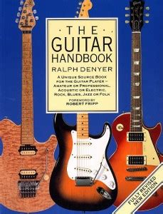 guitar code the guitar handbook by ralph denyer 44 95 coomamusic