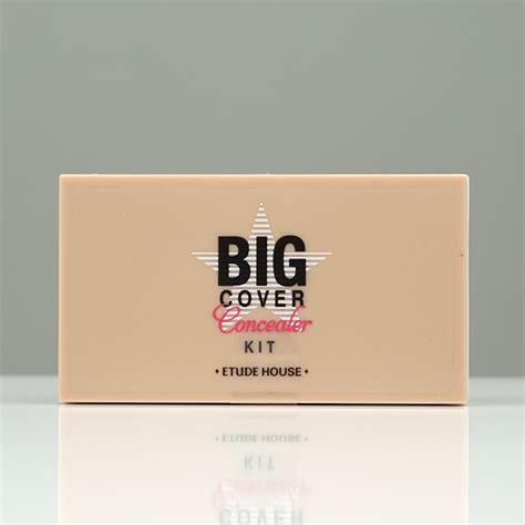 Etude Concealer etude house big cover concealer kit review