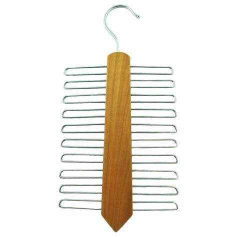 wooden tie rack from ties planet uk