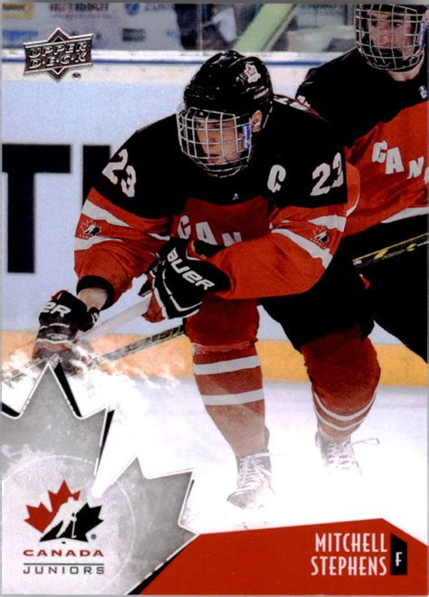 Sell Gift Card Canada - 2015 16 upper deck team canada juniors choose your cards ebay