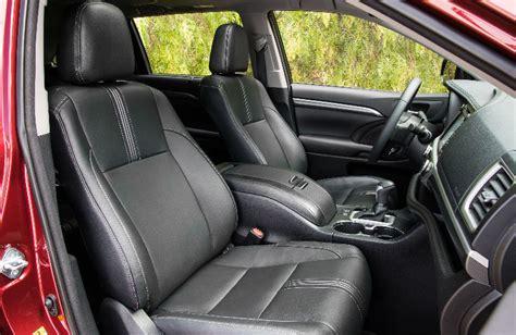 toyota highlander 2017 interior 2017 toyota highlander exterior color options